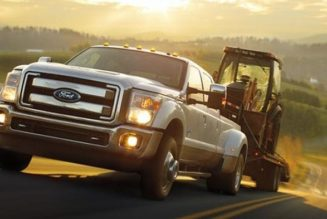 2015 Ford Super Duty Trucks Sticking With Steel?