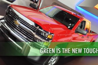 2014 Silverado HD – 600 Miles on 6 Gallons of Gas
