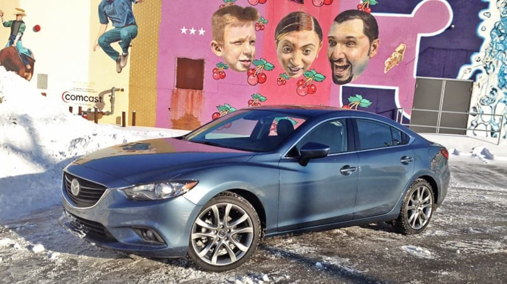 2014 Mazda 6 GT SkyActiv, the Bi-polar Review