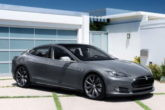 The Tesla Model S Costs More Used Than New