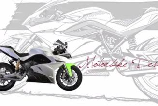 The Energica Ego, A 3D Printed Electric Super Bike
