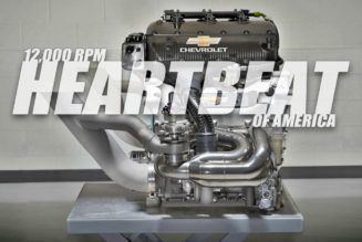 Deep Dive:  Chevy's Twin-turbo IndyCar V6 for 2014
