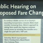 Instead Of Hiking LA Metro Fares, Why Not Tax Drivers Instead?
