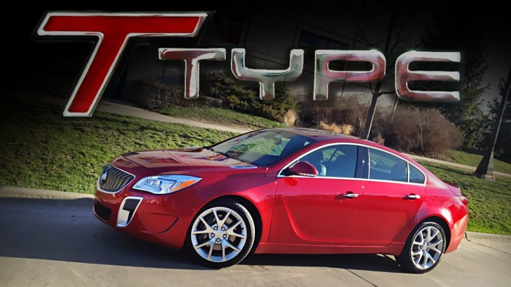 Driving the AWD, 2014 Buick Regal T-Type