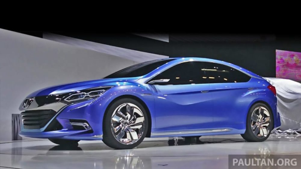 Honda Concept B is the New CRX the CR-Z Should Have Been