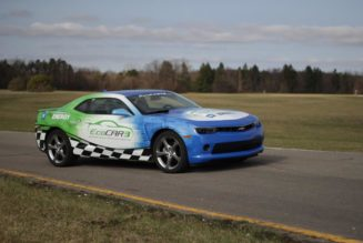 College Students Compete To Make Camaros More Efficient