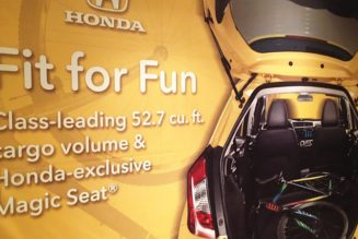 A 2015 Honda Fit Walks into a Hotel Bar …