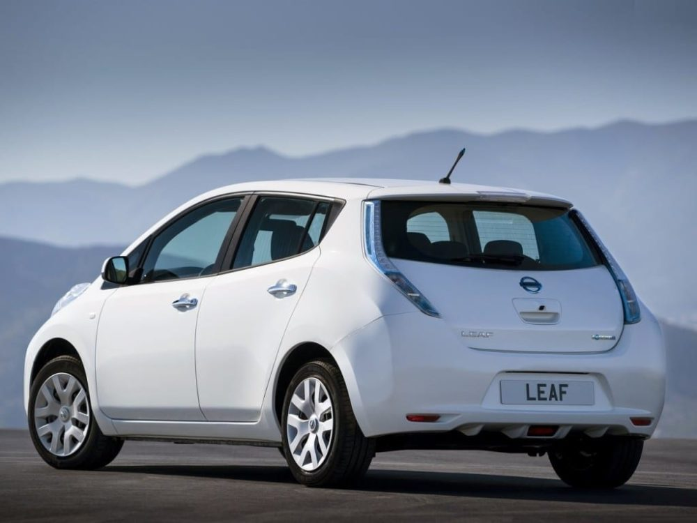 Nissan LEAF Could Get 250+ Mile Battery Soon