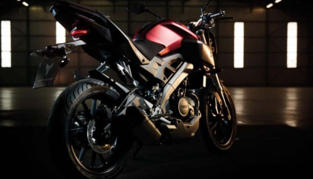 2015 Yamaha MT125 is Gunning for Honda Grom