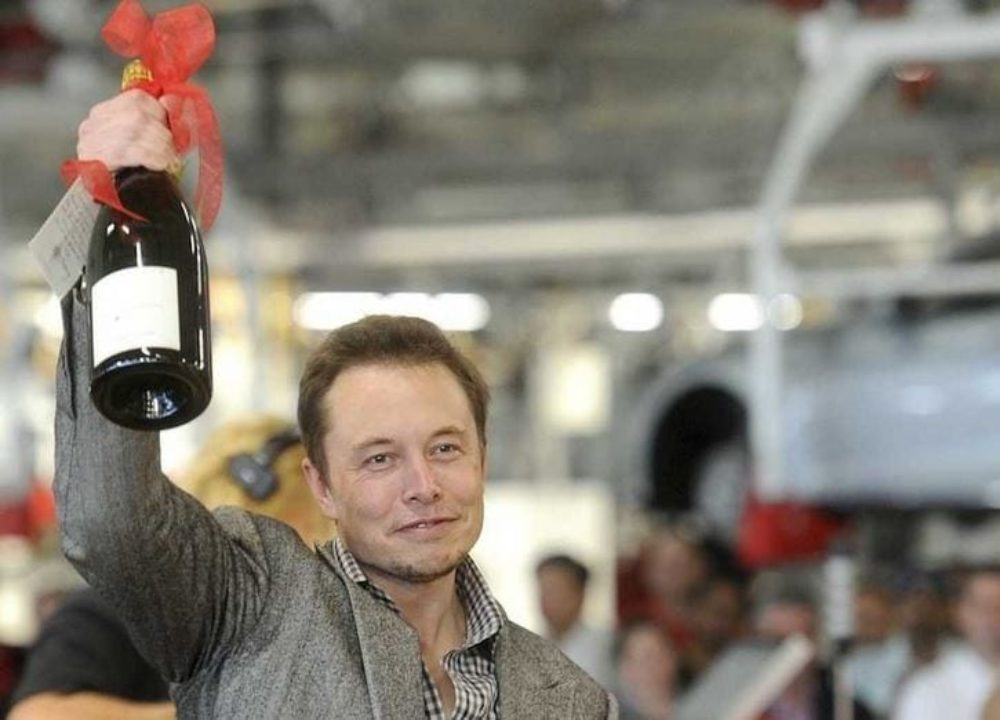 Elon Musk Returned All But $1 Of His $70K Salary Last Year
