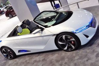 2015 Honda Beat S660 Set for Production