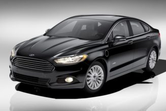 Indianapolis Buys 50 Ford Fusion Energi…Police Cars?