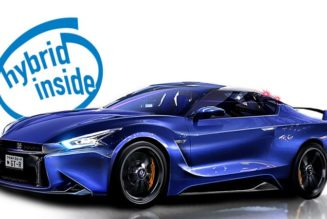 Next GTR to Use Hybrid Bits From 2015 LeMans Racer