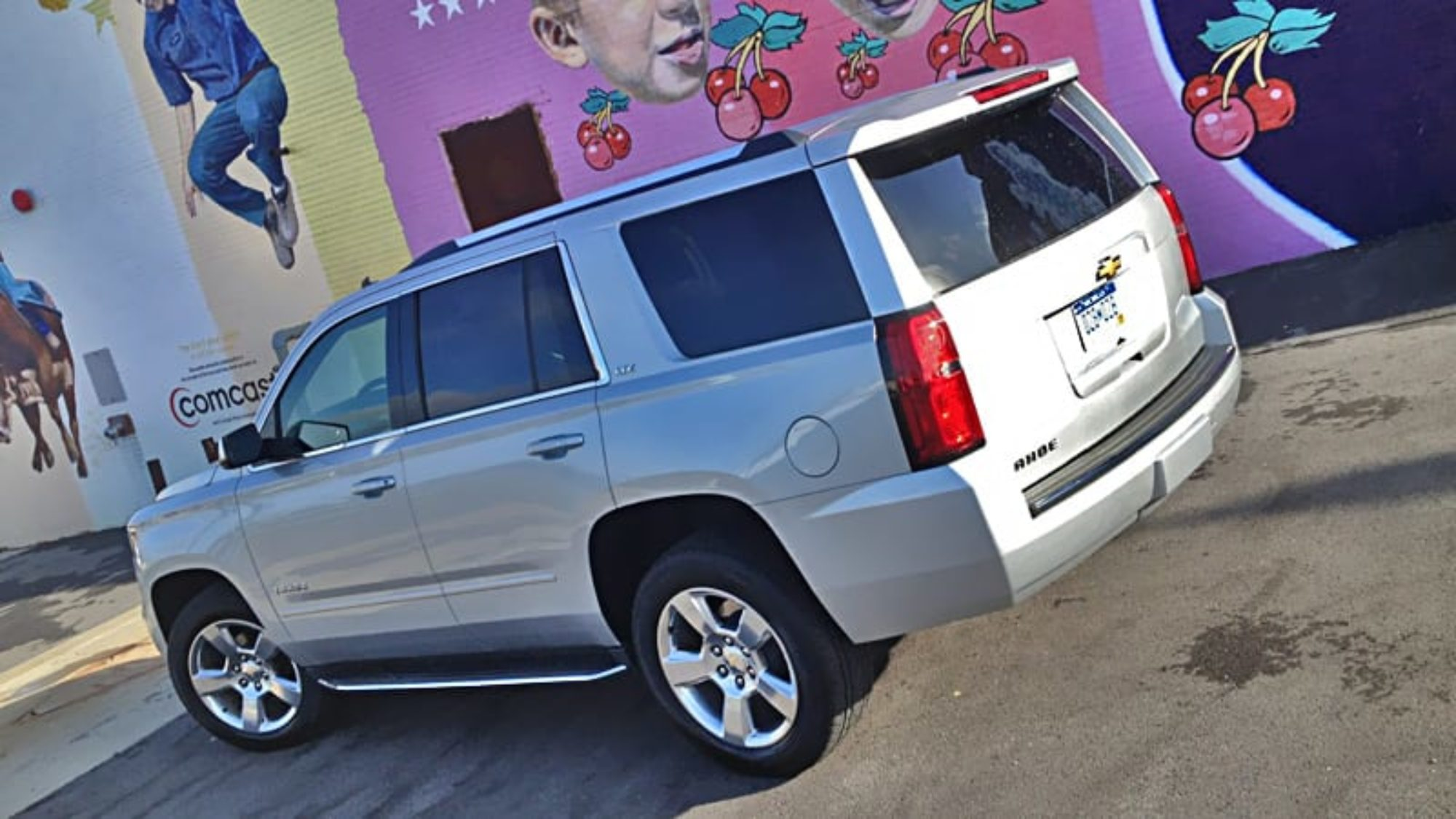 2014 Chevy Tahoe The 1000 Mile 25 Mpg Test Drive