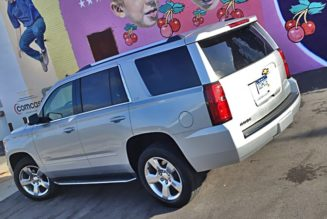 2015 Chevy Tahoe – the 1000 Mile, 25 MPG Test Drive