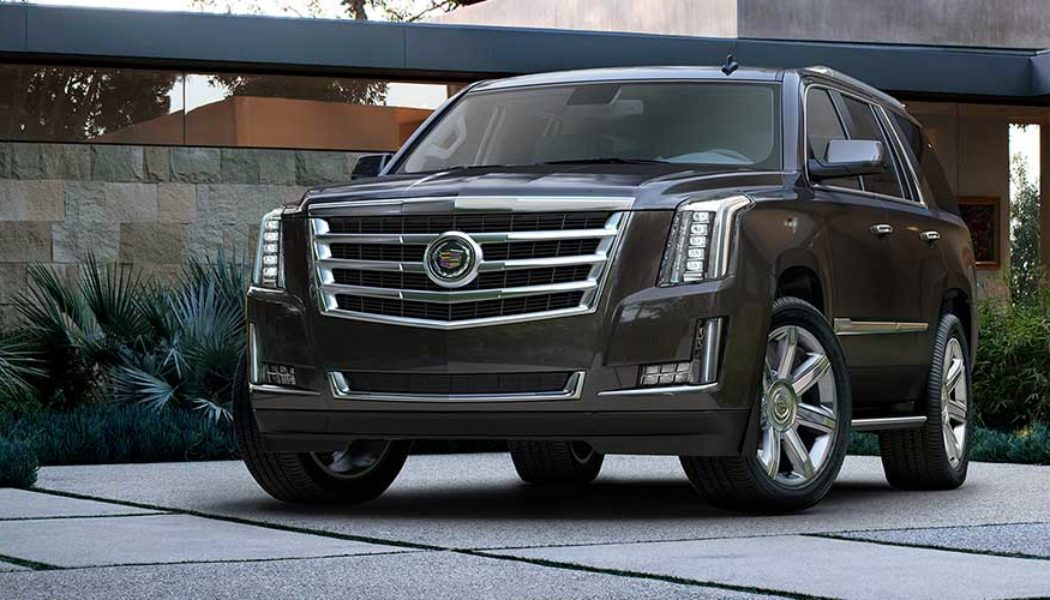 2015 Cadillac Escalade Could Get Turbodiesel