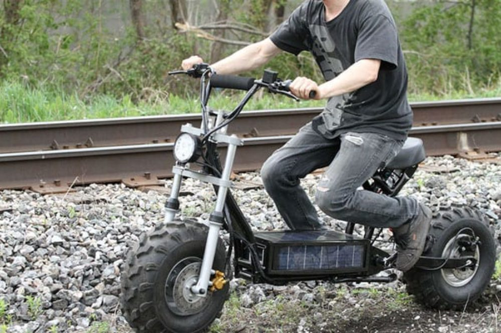 Daymak Launches Kickstarter For The Beast Off-Road Scooter