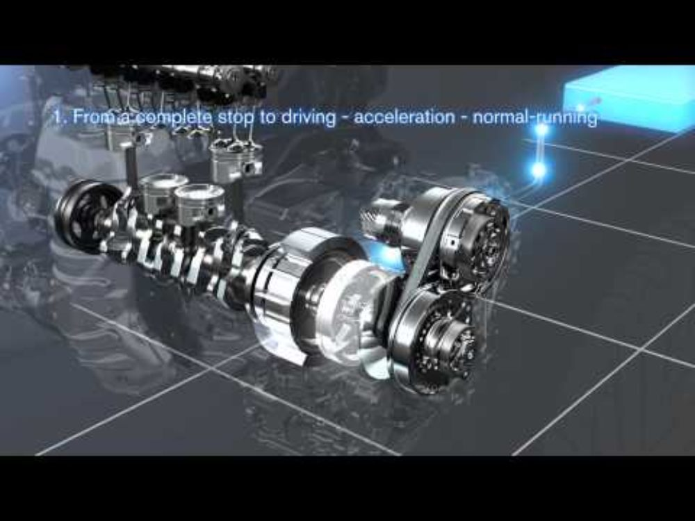 Nissan Announces All-new Hybrid System (w/ video)