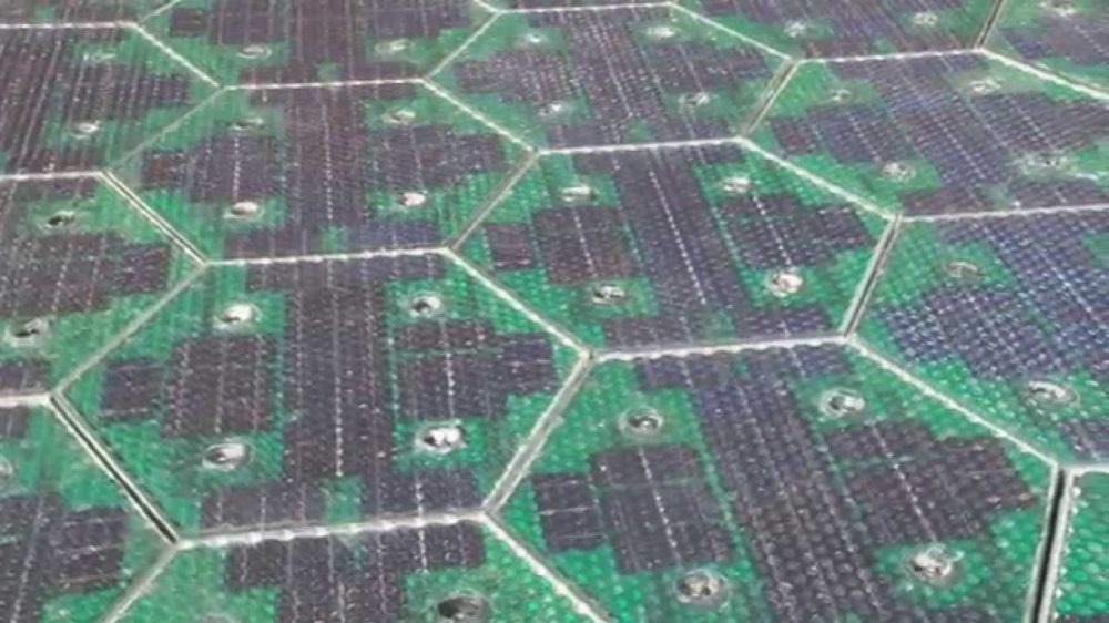 Solar Roadways Launches IndieGoGo Campaign To Find Funding