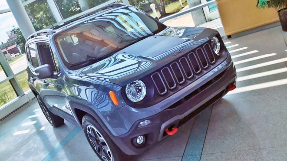 Is the Made in Italy 2015 Jeep Renegade a Genuine Jeep?