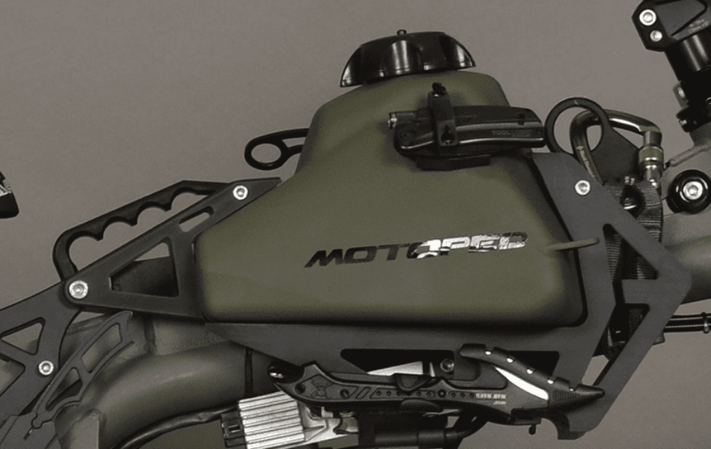 Motoped Survival Moped