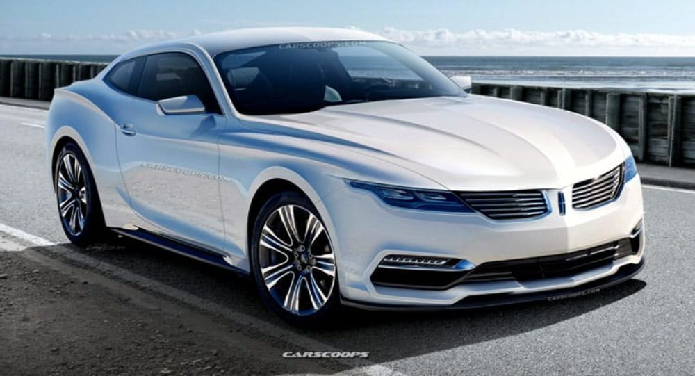 2015 Mustang Gets Rendered As A Lincoln