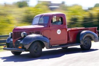 1939 Dodge Truck Converted Into EV