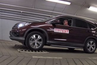 2015 Honda CR-V Fails AWD Test (w/ Video)