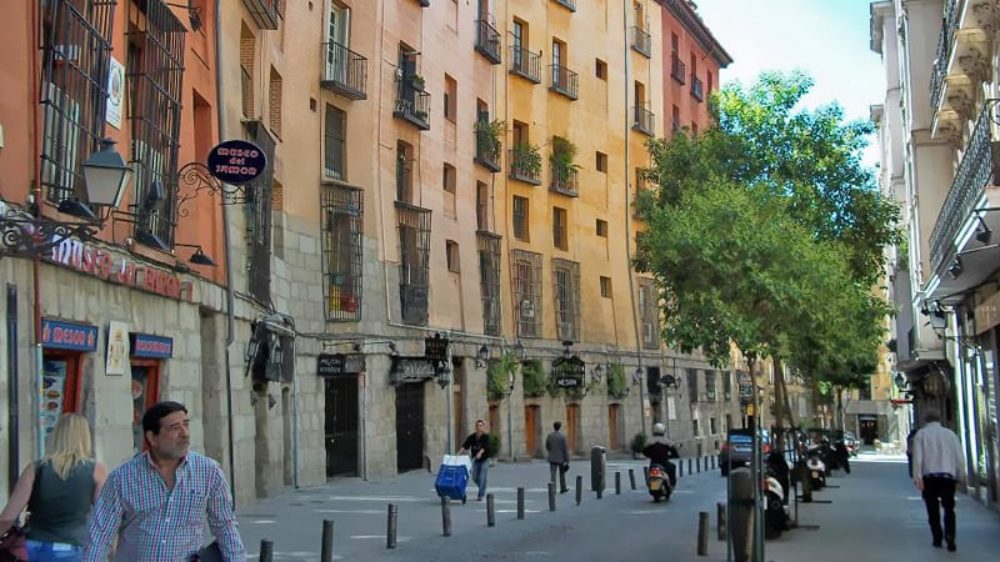 Madrid to Ban Cars in City Center by 2020
