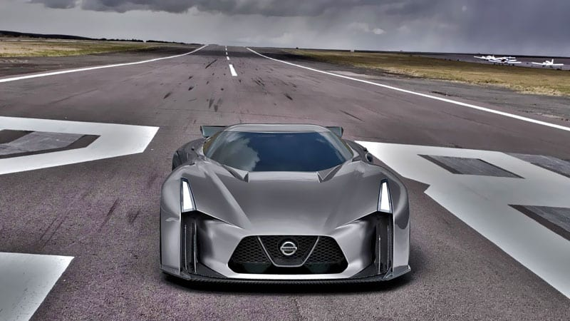Nissan R36 GTR Will be a Hybrid