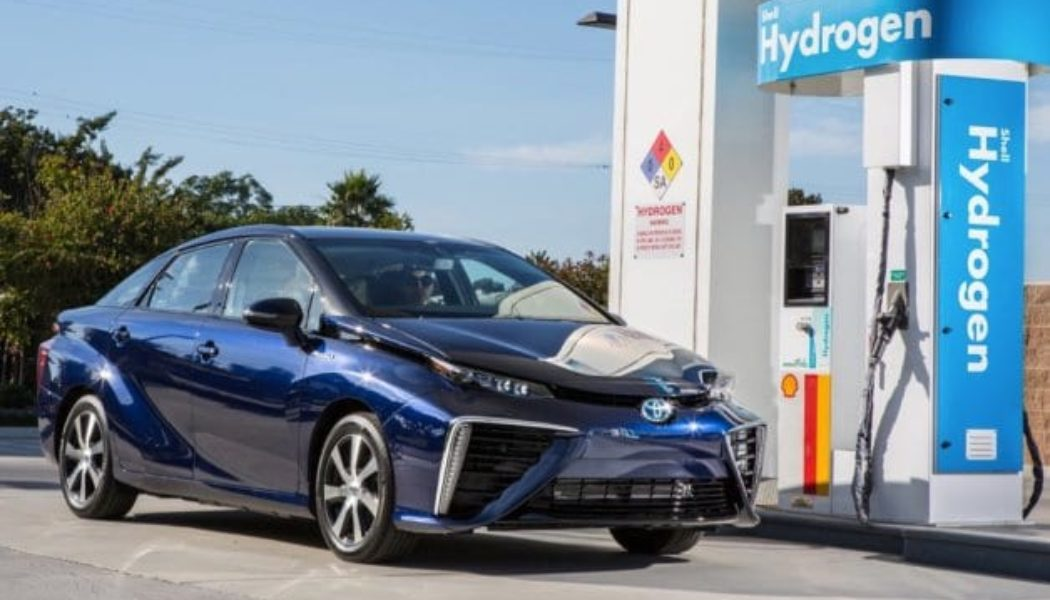 Car Makers Giving Away Free Hydrogen
