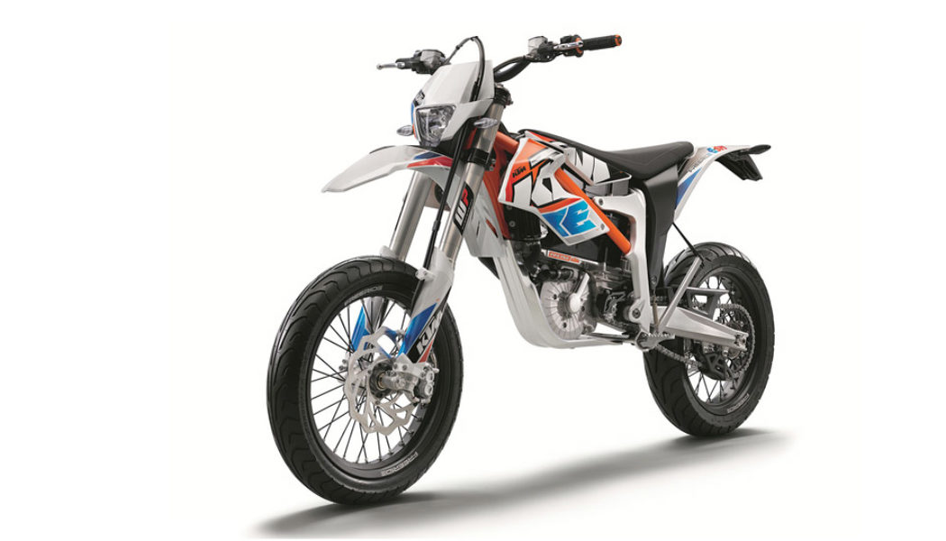 electric KTM Freeride E