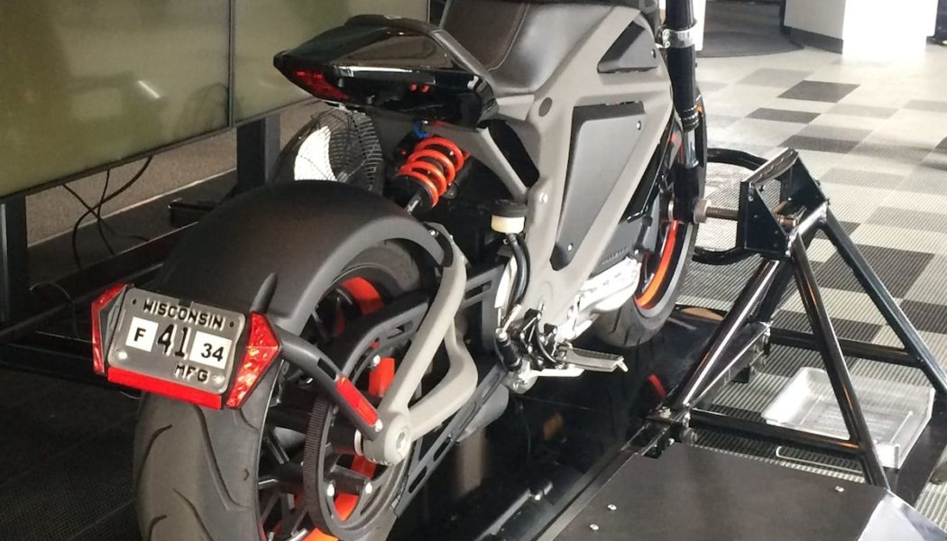 Quick Drive: The Harley-Davidson LiveWire