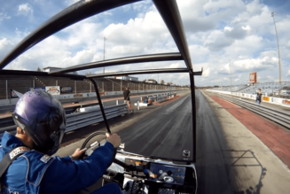 Electric Golf Cart Reaches 118 MPH, Sets World Record