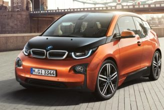 2015 BMW i3 Gets Standard Fast Charging, Heated Seats
