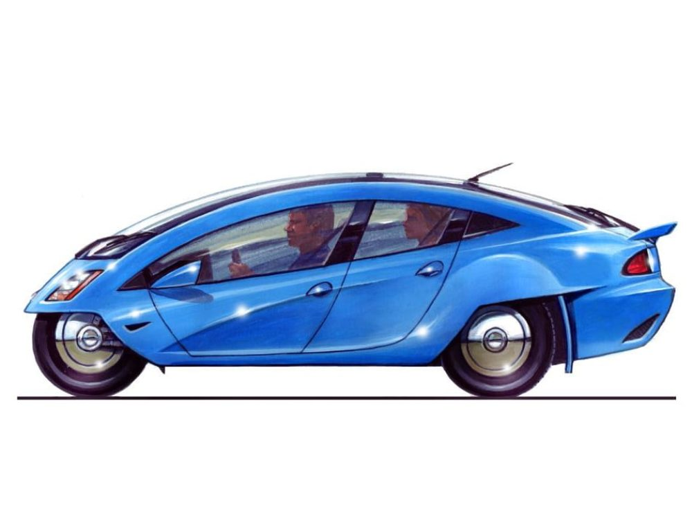 DeltaWing Wants To Build An Electric Three-Wheeler In Georgia