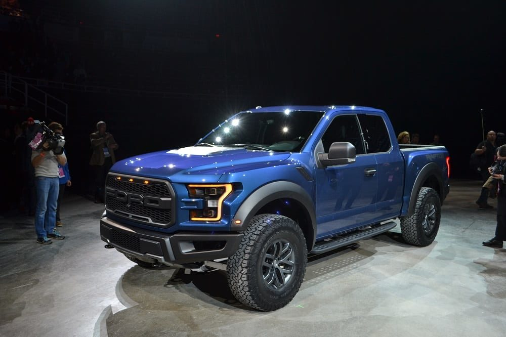 2017 Ford Raptor Makes 450 Horsepower From EcoBoost V6