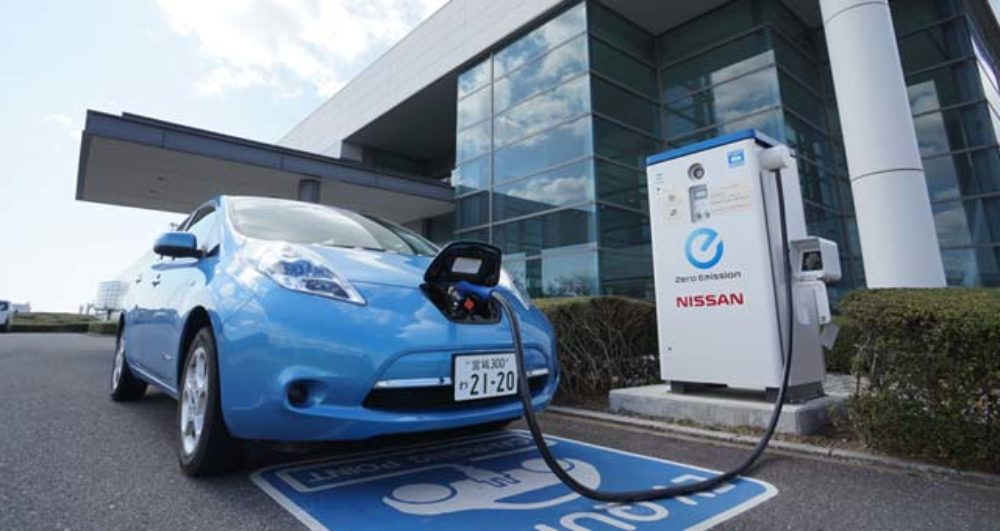 Electric Car Sales Plunge After State Tax Credit Repealed
