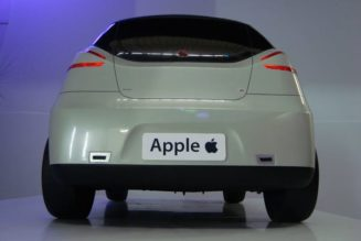 Court Documents Reveal More About The Potential Apple EV