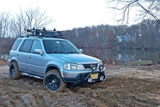 Could a First Gen Honda CR-V be the Ideal Survival Ride?