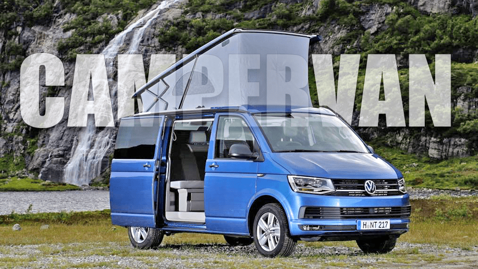 2015 VW Camper Van California