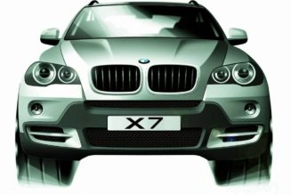 Electric BMW X7 SUV To Compete With Tesla Model X?