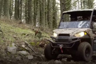 1st Completely New EV From Polaris Is… Different