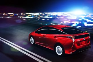 Toyota May Scale Back Its Prius Lineup Due To Slow Sales