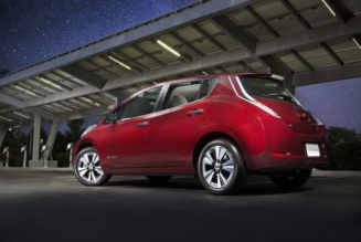 2016 Nissan LEAF will have up to 107 mile range