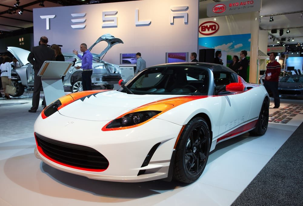 Tesla Roadster 3.0 Battery Info Emailed To Owners