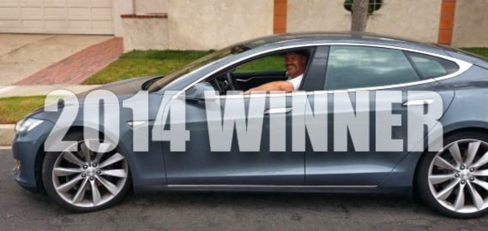 Win a New Tesla From the Illinois Solar Energy Assoc.