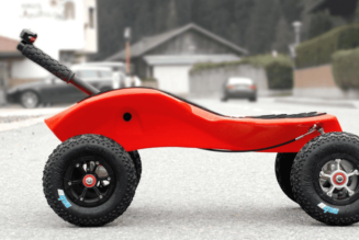 Xraycer Summer Sled – the Most Fun Thing on 4 Wheels?