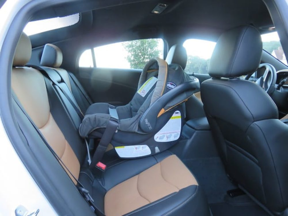 Is the 2016 Chevy Volt Practical Enough to Be a Family Car?