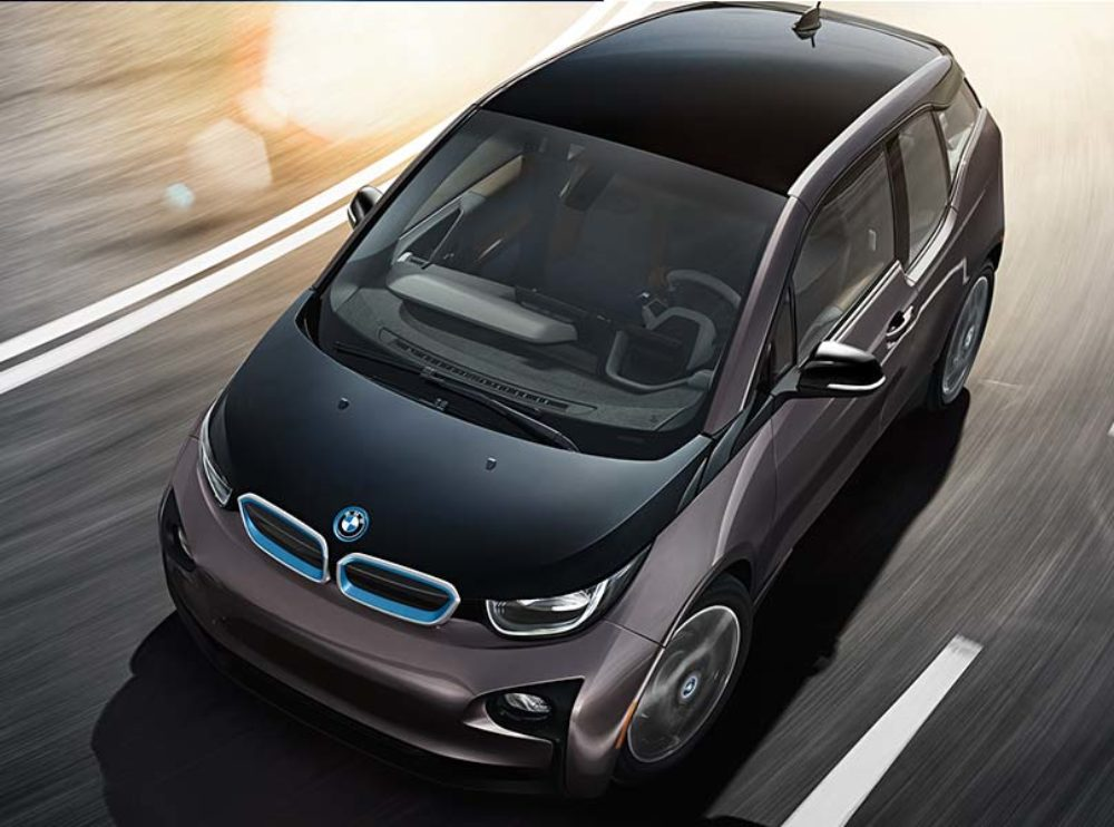 Why You Can't Drift a BMW i3 (Yet)